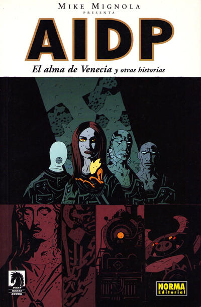 Cover for AIDP (NORMA Editorial, 2004 series) #2
