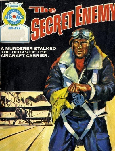 Cover for Air Ace Picture Library (IPC, 1960 series) #488