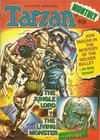 Cover for Tarzan Monthly (Byblos Productions, 1981 series) #10
