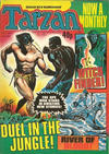 Cover for Tarzan Monthly (Byblos Productions, 1981 series) #2
