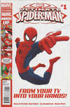 Cover for Marvel Universe Ultimate Spider-Man (Marvel, 2012 series) #1