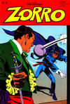 Cover for Zorro (Egmont Ehapa, 1979 series) #10