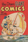 Cover for Walt Disney's Giant Comics (W. G. Publications; Wogan Publications, 1951 series) #1