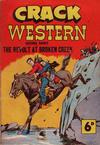 Cover for Crack Western (T. V. Boardman, 1948 series) #55