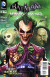 Cover for Batman: Arkham Unhinged (DC, 2012 series) #3