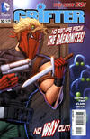 Cover for Grifter (DC, 2011 series) #10