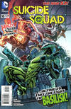 Cover for Suicide Squad (DC, 2011 series) #10