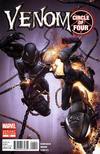 Cover Thumbnail for Venom (2011 series) #13 [Clayton Crain Variant Cover]