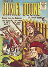 Cover for Daniel Boone (L. Miller & Son, 1957 series) #4