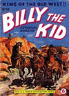 Cover for Billy the Kid Adventure Magazine (World Distributors, 1953 series) #22