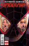 Cover for Ultimate Comics Spider-Man (Marvel, 2011 series) #8 [Sara Pichelli Variant Cover]