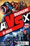 Cover for AVX Vs (Marvel, 2012 series) #1 [2nd Printing Variant Cover]