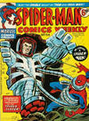 Cover for Spider-Man Comics Weekly (Marvel UK, 1973 series) #54
