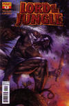 Cover for Lord of the Jungle (Dynamite Entertainment, 2012 series) #4 [Cover A]