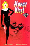 Cover for Honey West (Moonstone, 2010 series) #6