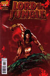 Cover for Lord of the Jungle (Dynamite Entertainment, 2012 series) #4 [Cover B]