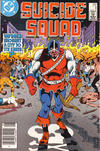 Cover for Suicide Squad (DC, 1987 series) #4 [Newsstand]