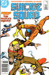 Cover Thumbnail for Suicide Squad (1987 series) #7 [Newsstand]