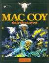 Cover for Mac Coy (Dargaud Benelux, 1978 series) #9 - Duivelscanyon