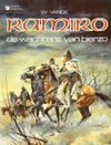 Cover for Ramiro (Dargaud Benelux, 1979 series) #4 - De wachters van Bierzo