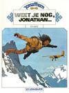 Cover Thumbnail for Jonathan (1977 series) #1 - Weet je nog, Jonathan... [Herdruk 1997]