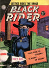 Cover for Black Rider (Horwitz, 1954 series) #4