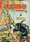 Cover for Jumbo Comics (H. John Edwards, 1950 ? series) #33