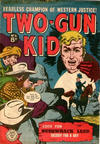 Cover for Two-Gun Kid (Horwitz, 1954 series) #4