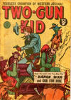 Cover for Two-Gun Kid (Horwitz, 1954 series) #8