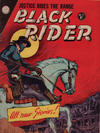 Cover for Black Rider (Horwitz, 1954 series) #7