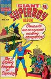 Cover for Giant Superboy Album (K. G. Murray, 1965 series) #13