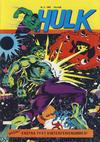 Cover for Hulk (Atlantic Forlag, 1980 series) #2/1983