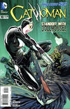 Cover for Catwoman (DC, 2011 series) #10
