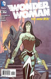 Cover for Wonder Woman (DC, 2011 series) #10