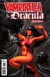 Cover for Vampirella vs. Dracula (Dynamite Entertainment, 2012 series) #5