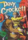 Cover for Fearless Davy Crockett (Yaffa / Page, 1965 ? series) #8