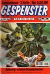 Cover for Gespenster Geschichten Sammelband (Bastei Verlag, 1974 series) #1164