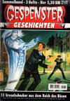 Cover for Gespenster Geschichten Sammelband (Bastei Verlag, 1974 series) #1172