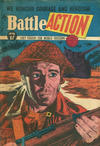 Cover for Battle Action (Horwitz, 1954 ? series) #18