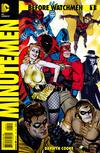 Cover Thumbnail for Before Watchmen: Minutemen (2012 series) #1 [Michael Golden 1:25 Variant]