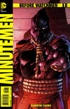 Cover Thumbnail for Before Watchmen: Minutemen (2012 series) #1 [Jim Lee 1:200 Variant]