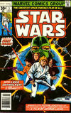Cover for Star Wars (Marvel, 1977 series) #1 [#1 Reprint]