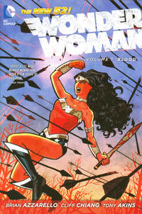 Cover Thumbnail for Wonder Woman (DC, 2012 series) #1 - Blood