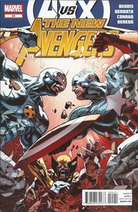 Cover Thumbnail for New Avengers (Marvel, 2010 series) #24