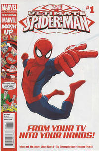 Cover Thumbnail for Marvel Universe Ultimate Spider-Man (Marvel, 2012 series) #1