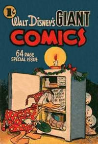 Cover Thumbnail for Walt Disney's Giant Comics (W. G. Publications; Wogan Publications, 1951 series) #2
