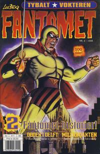 Cover Thumbnail for Fantomet (Hjemmet / Egmont, 1998 series) #6/1998