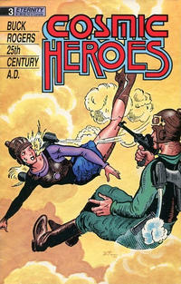 Cover Thumbnail for Cosmic Heroes (Malibu, 1988 series) #3