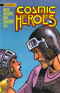 Cover Thumbnail for Cosmic Heroes (Malibu, 1988 series) #9