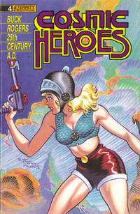 Cover Thumbnail for Cosmic Heroes (Malibu, 1988 series) #4